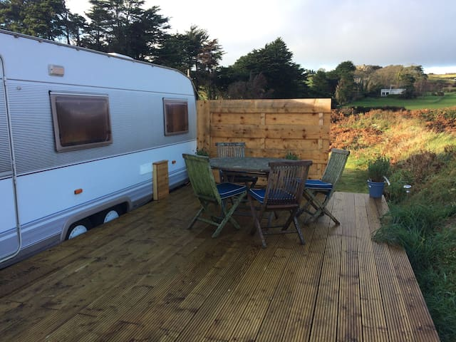 Beach Caravan - Brittas Bay - Camper/RV