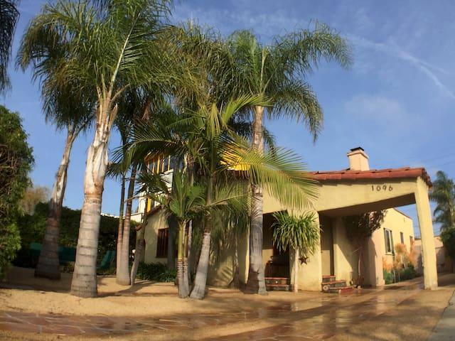 Eclectic Venice Beach 3 bed 2 bath - Los Angeles - Huis