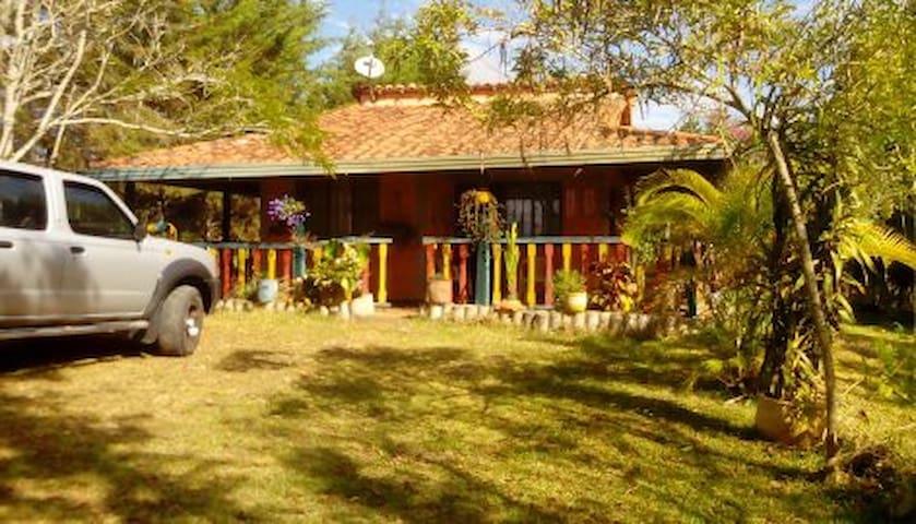 Cabaña familiar Geridas - Los Santos - Huis