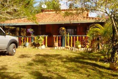 Cabaña familiar Geridas - Los Santos