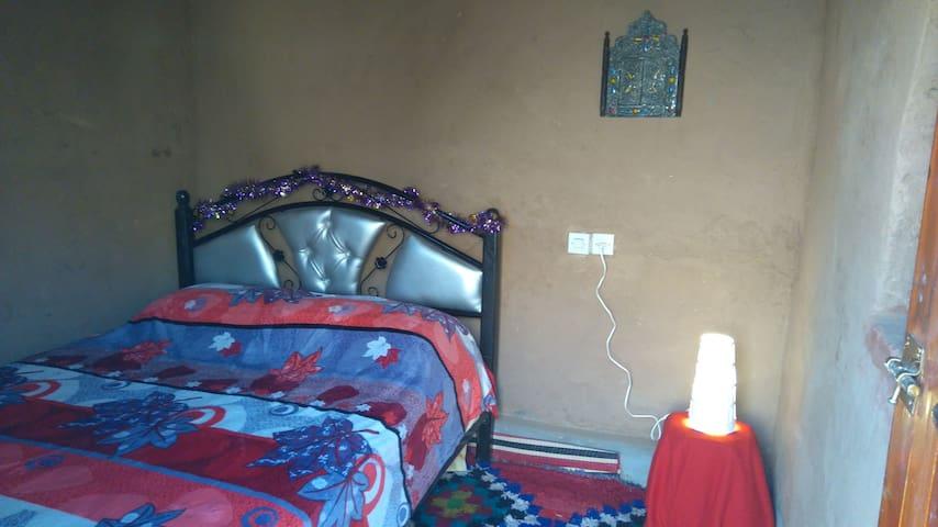 Chez l'habitant, aux portes du Sahara - Mhamid - Maison
