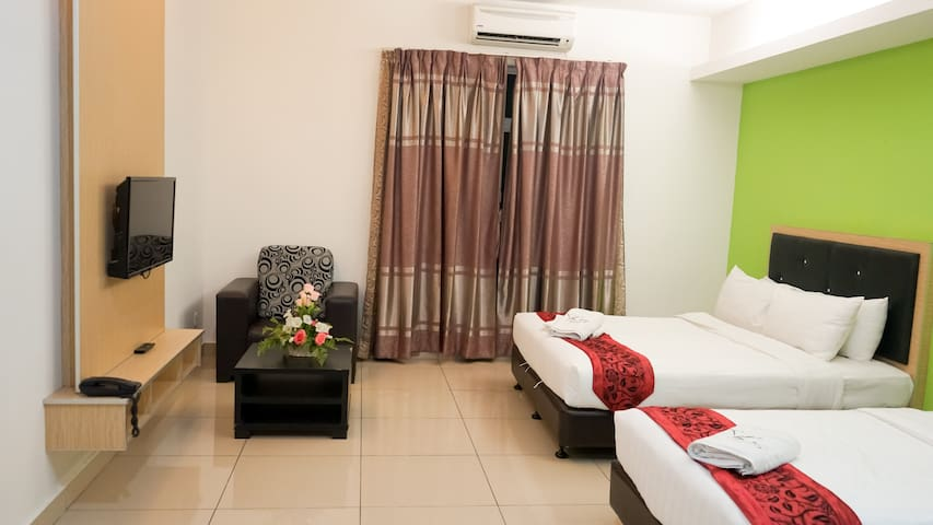 Guest Comfort Is Our Priority