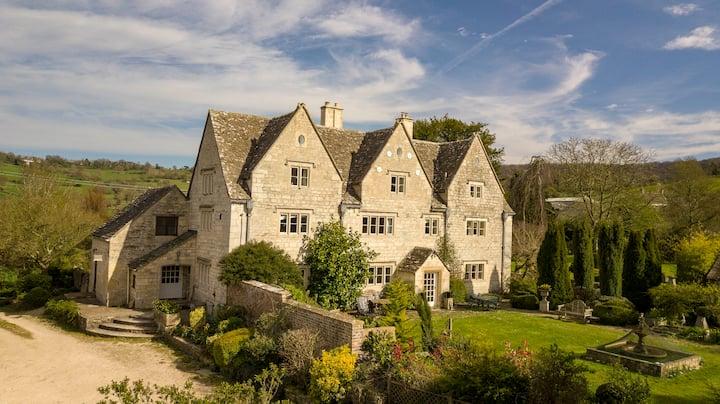 Stunning Farmhouse, Harescombe Gloucester