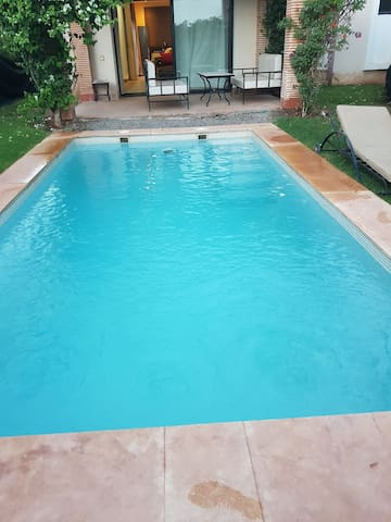 Superbe Villa avec piscine privée chauffée