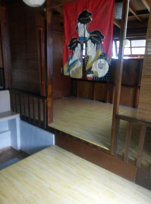 Guest House 2 (Wooden)