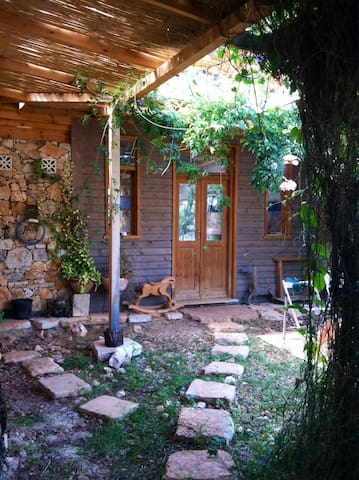 The peaceful grove house - clil,west galilee, Israel - Rumah