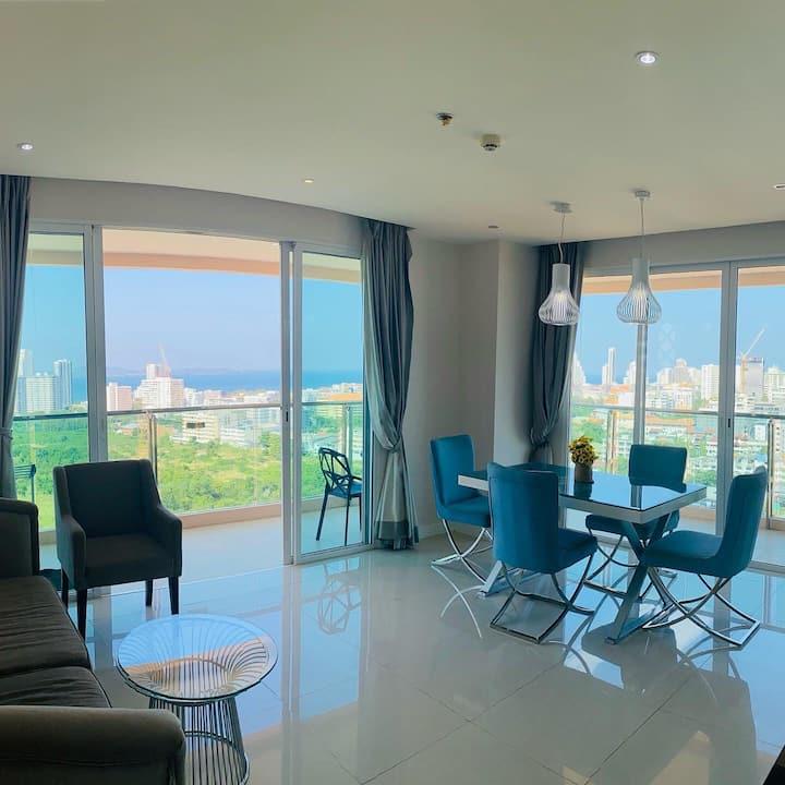 Grande Caribbean 2 bedroom sea view*****