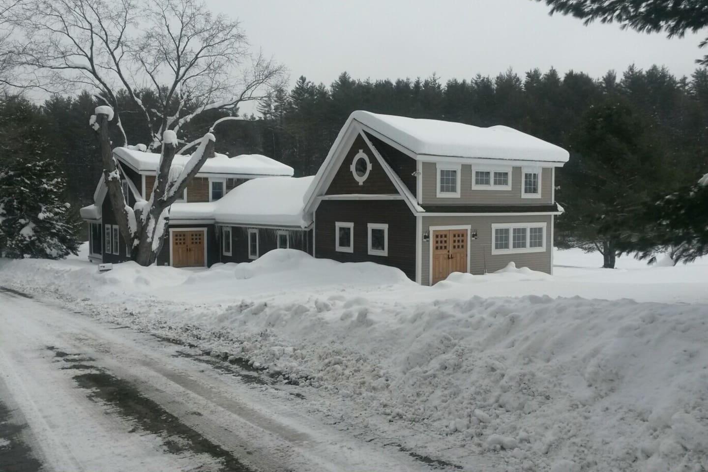 Lots of snow :-)