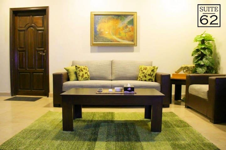 Furnished Apartment in DHA Phase 5, Lahore