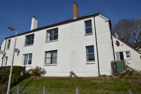 2 double bedroom flat -lovely view  - Portree - Lejlighed