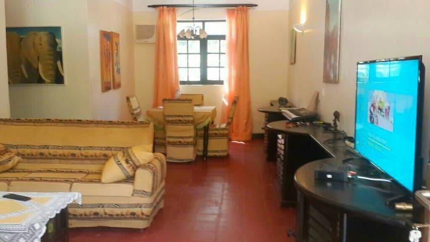 A cosy 1bedroom Apartment in Malindi - Malindi - Apartament