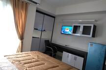 skyline Apartemen - Studio Room