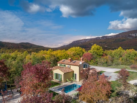 Villa Mare&Monti Istria-Nature park Ucka,Opatija