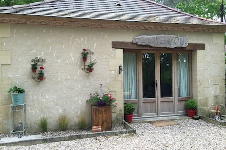 Double room suitable for two - Leilighet