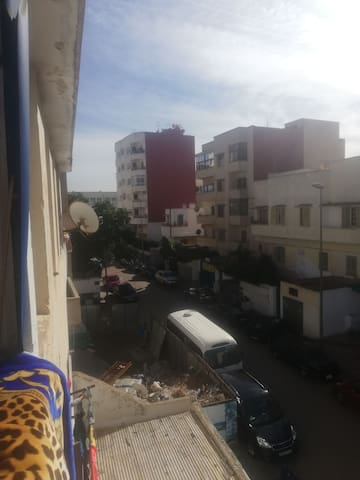 Very nice room in the heart of medina Rabat
