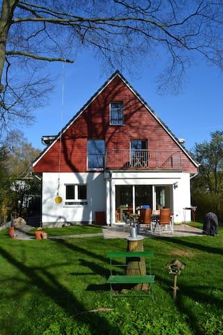 Nice house in the nature north HH - ฮัมบูร์ก - บ้าน