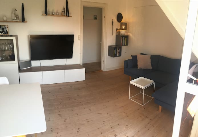 City apartment only 12 min from Nørreport (city)