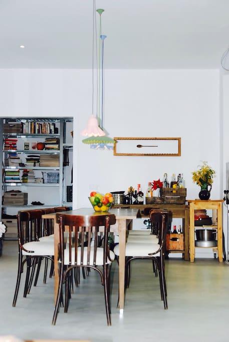Dinner room / comedor