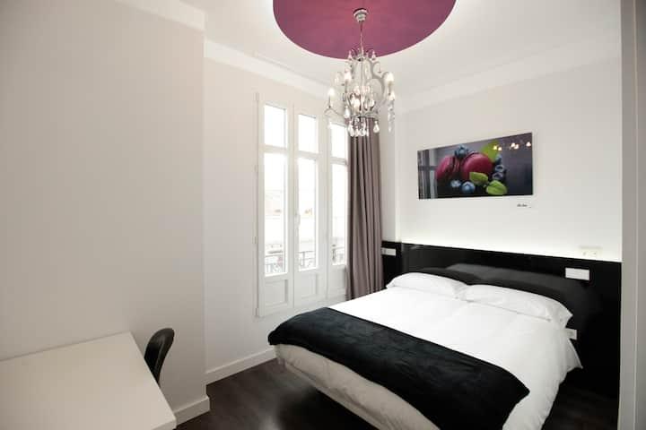 Habitación Doble 1 o 2 camas con Desayuno No Reembolsable