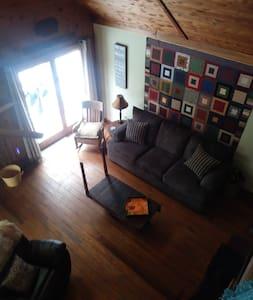 Mamaw's Cabin, Near Friendship Indiana, NMLRA
