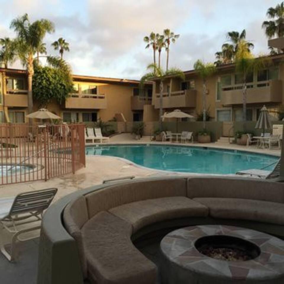 Del Mar Winners Circle Resort Studio