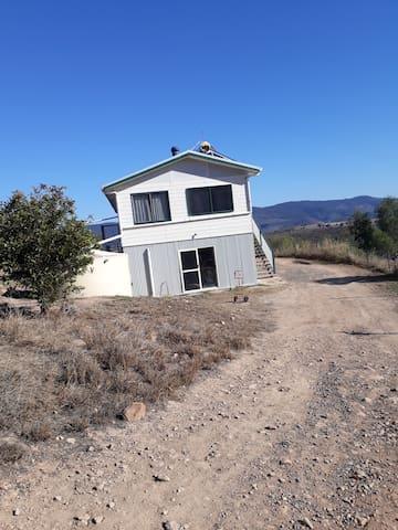 Echo House (farm workers share house) Gatton