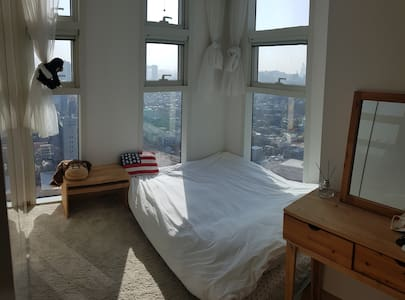 Clean Room at Seoul Station with nice view - Yongsan-gu