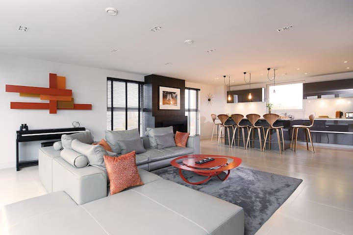 Luxury penthouse 2br in the heart of shoreditch - Penthouse paddington londres en angleterre ...