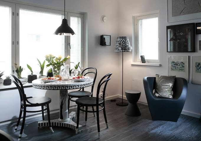 Studio in the heart of Helsinki - เฮลซิงกิ