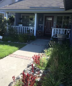 Cozy Cucamonga home. A place you can relax