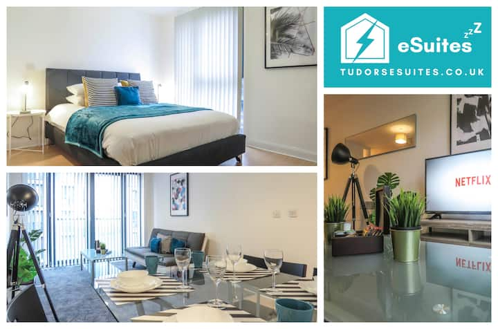 Tudors eSuites - City Centre Apartments