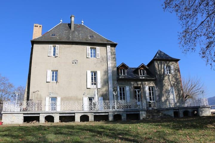 Domaine du Touvet - Château+Piscine privée&Cinema