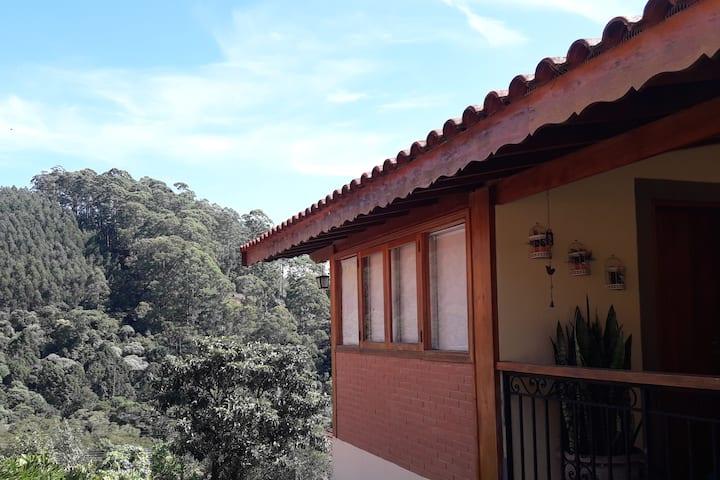 Casa de La Luna - Monte Verde - MG