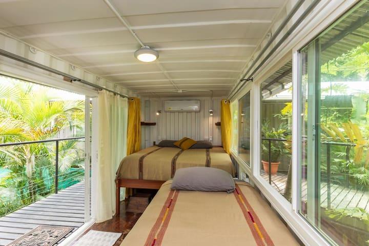 Danyasa Eco-Retreat Suite 3