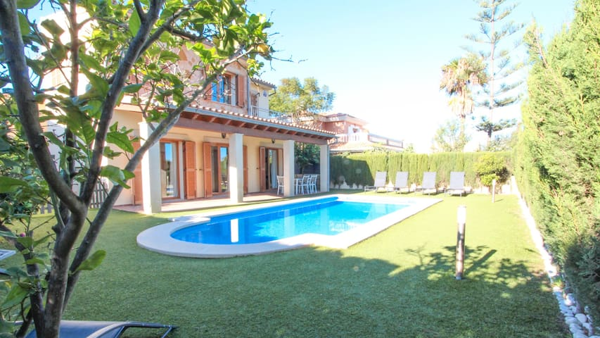 Villa in Calvia, South West Mallorc - El Toro - Casa de campo