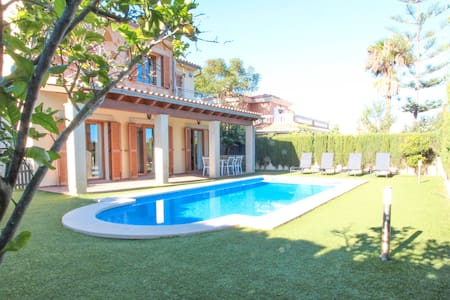 Villa in Calvia, South West Mallorc - El Toro