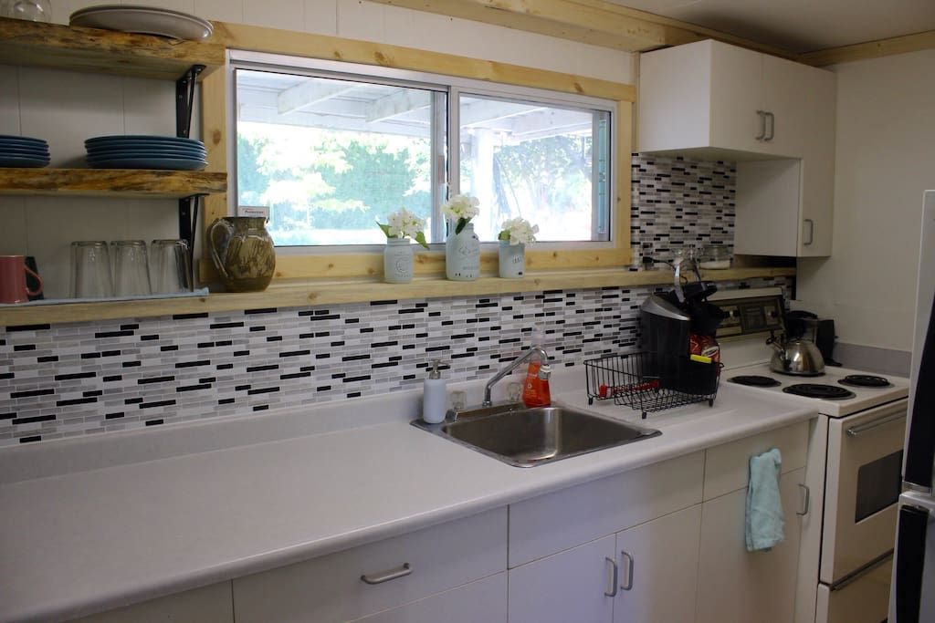 Kitchen - small but sweet :)