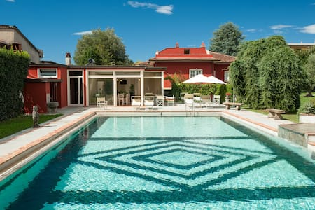Mirtillo lovely apartment with pool - Capannori