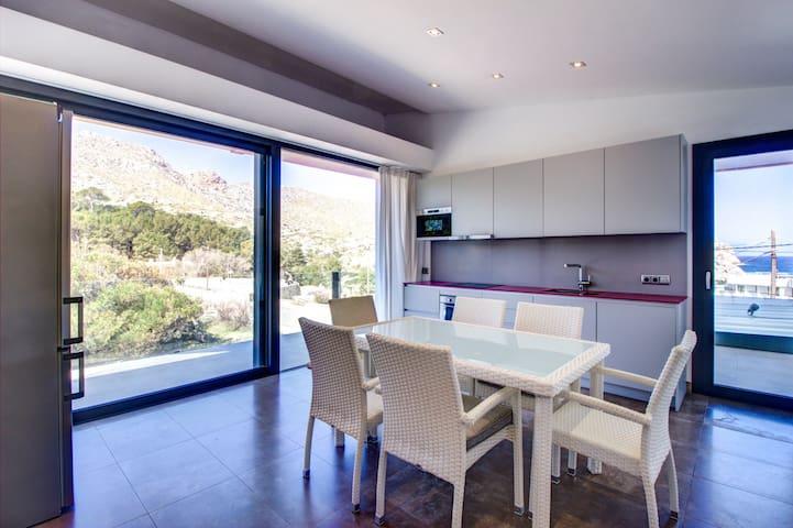 Apartamento San Vicente - Cala Sant Vicenç - Apartament