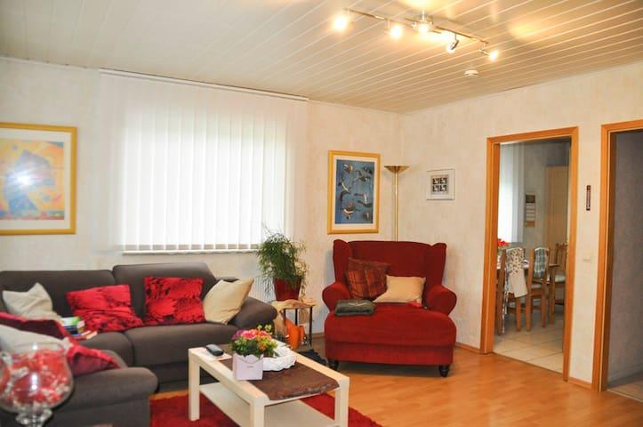 4 Zi 86 m²- FeWo am Feldrand in Runkel-Limburg