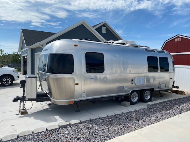 Airstream Dream in Eagle Mountain!