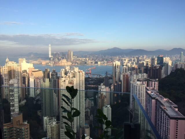 Nice view apartment close to Causeway Bay