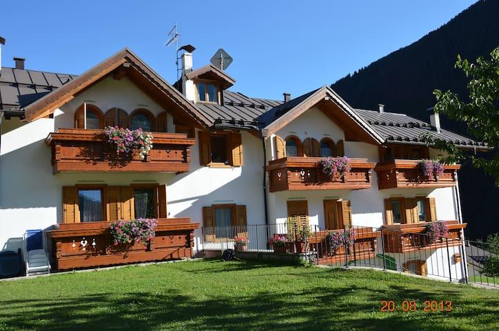 Casa vacanza, nel cuore del Parco N. dello Stelvio
