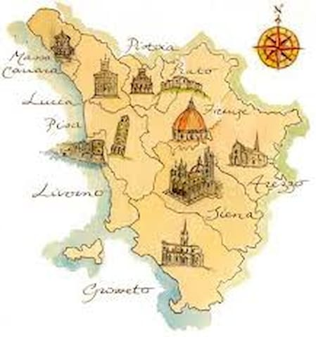 NONNA MARIA - Montopoli - Rumah