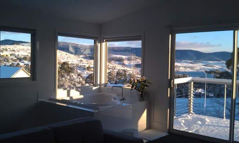 Jindabyne Guesthouse Upper Level - Jindabyne - Gjeste suite