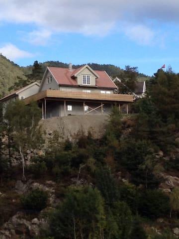 Ferie bolig Marvik , Ryfylke Suldal - Suldal