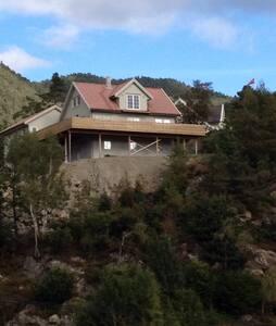 Ferie bolig Marvik , Ryfylke Suldal - Suldal - Casa