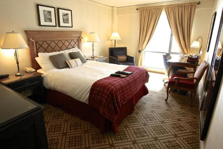 Special Room Double Bed At Mont Tremblant