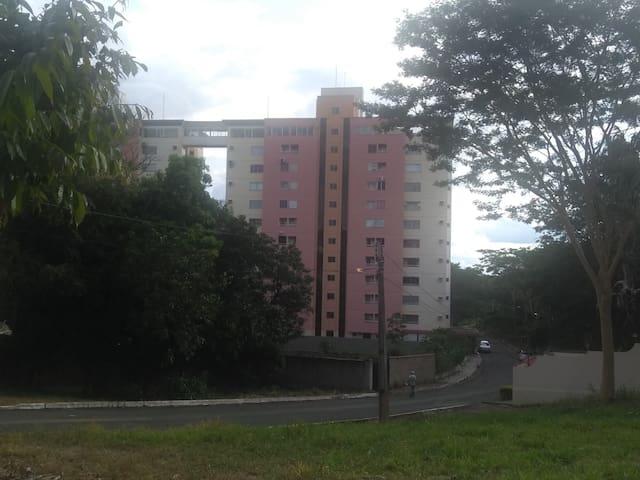 Vista Condomínio Residencial Di Roma Rio Quente
