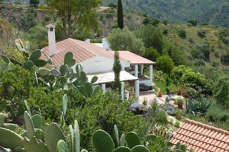 Romantische vakantiewoning midden in de natuur - Colmenar - Cabana